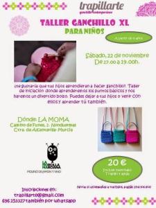 TALLERES PARA NIÑOS LA MOMA 22 nov 14